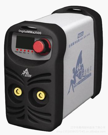 DigtalPulse MMA2500超小型華晨IGBT逆變全數字化脈沖手工焊機