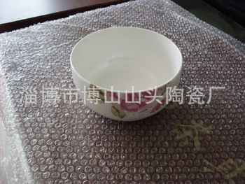 廠家專業銷售 骨質瓷餐具  韓式碗