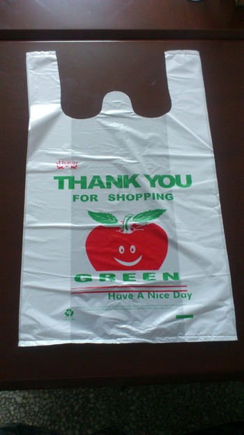 【工廠直銷】PE背心袋 超市 塑料包裝袋  可印刷