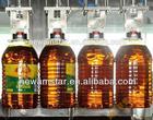 新美星食用油脂6000大瓶每小时灌装机灌油机