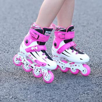 开火加强版V9成人轮滑鞋大学生平花鞋 洛神轮滑鞋 溜冰鞋成年