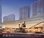 高品质金华商场装修设计广东天霸设计
