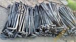 工廠直銷鋼結構地腳螺栓預埋7字型地腳絲U形絲