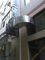 廈門餐飲排煙安裝-油煙機,凈化器,風管,排煙罩等
