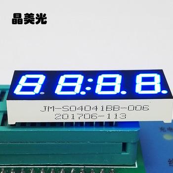 4位數碼屏 0.4英寸 共陽LED顯示屏 40.5*16*7mm JM-S04041BB-006