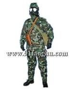 分體防毒服、透氣式防毒服、透氣式防毒上衣、透氣式防毒褲子
