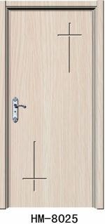 供应免漆室内门 工程免漆门 廉租房用免漆门 安置房用木门