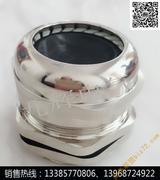 PG黃銅鍍鎳電纜固定接頭 防水接頭 金屬格蘭頭