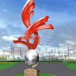 供青海雕塑和西宁玻璃钢雕塑公司