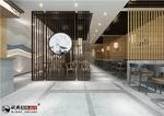銀川迎吉川菜餐廳裝修設計案例
