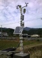 JLC-QTJ型田間小氣候自動觀測站
