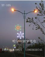 LED燈桿造型燈哪家質量好可以選擇哈爾濱新亞光電 燈桿造型燈 造型燈