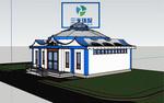 內蒙古環保廁所銷售價格 內蒙古三豐環保工程供應