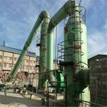玻璃鋼脫硫塔 噴淋塔 鍋爐磚廠煙氣脫硫除塵 廢氣排放治理選擇內蒙古志泰環保