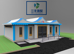 內蒙古正規移動廁所標價 歡迎咨詢 內蒙古三豐環保工程供應