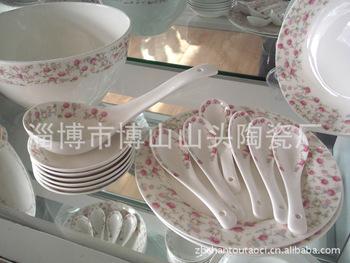 廠家專業供應 陶瓷碗、碟等餐具