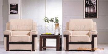 雅歐辦公家具 貴賓條布沙發 質量保證  廠價直銷 注重細
