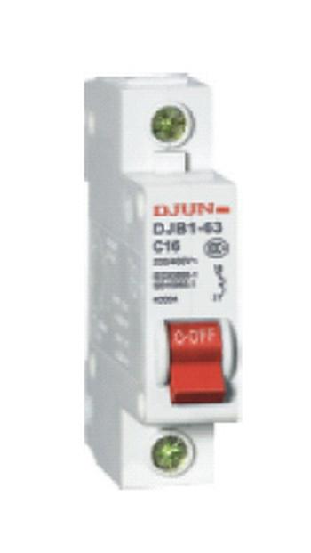 SDJB1系列高分斷小型斷路器