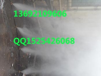 广东专业雾化喷嘴厂家 降温系统 除尘除臭喷嘴