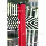 安平川森廠家直銷各種規格護欄網、折彎護欄網、小區護欄網