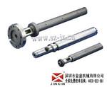金鑫電纜擠出機螺杆吹膜機螺杆炮筒哪家便宜有哪些廠家現貨批發