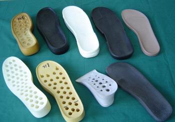 供应女鞋脚床-东莞东创鞋材公司脚床制造厂