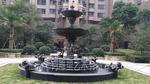 铸铜喷泉雕塑