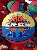耐用強勁合格品橡膠籃球橡膠川宜廣州CY-1籃球5號耐磨耐打正品