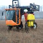 四輪兩驅自走式噴藥機 玉米打藥機 玉米高桿打藥機 玉米噴霧機