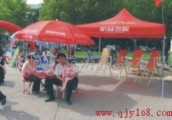 汉口北广告帐篷