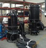 高效高耐磨礦漿泵\潛水泥砂泵\潛水吸渣泵