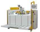 單片式雙伺服紙箱打釘機械 半自動釘箱機 紙箱裝訂機械