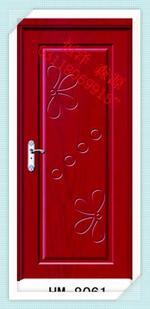 石家莊免漆門、天津免漆、廉租房工程用木門