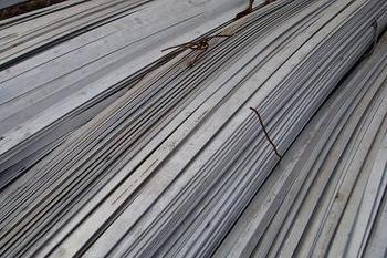 天津扁钢 扁铁 镀锌扁钢 材质Q235 冷拉扁钢