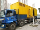 北京發電車租賃,出租發電車,發電車出租