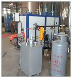 河南永興鍋爐集團現貨供應0.3噸燃油燃氣蒸汽發生器