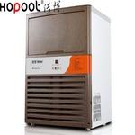 北京制冰機 北京制冰機商用 NX80公斤全自動商用中小型奶茶店設備冰塊制作機耐雪