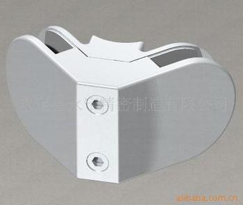 供應永寧精密制造有限公司各種不銹鋼玻璃夾精密鑄造件