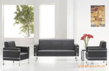 雅歐辦公家具,不銹鋼西皮五金辦公沙發 質量保證 價格實惠