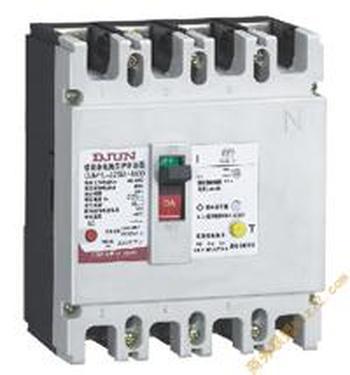 SDJM1L系列帶剩余電流保護塑料外殼式斷路器