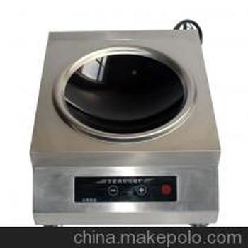 不銹鋼凹盤電磁爐