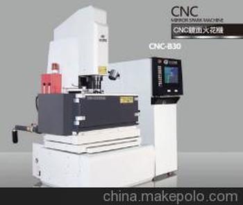 CNC镜面火花机