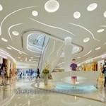 广东天霸设计为您打造现代元素的湖州商场装修设计