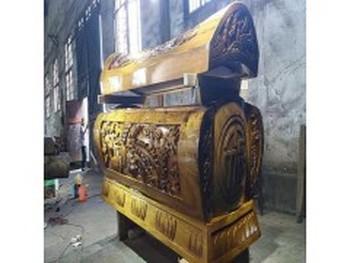 广东金丝楠木棺材价格-新疆金丝楠木棺材