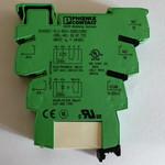 原装继电器REL-MR-24DC/21进口菲尼克斯继电器PLC-RSC
