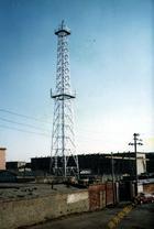 微波通信塔、通訊塔、信號塔