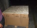 供應110*1120*40cm物流運轉箱(異型紙箱(有底無蓋))