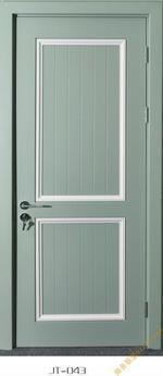 白色混油平板門 室內木門價格 武漢實木烤漆門 歐式室內門