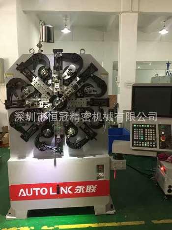 厂家直销精密转线弹簧机 全自动送线电脑数控 一件代发