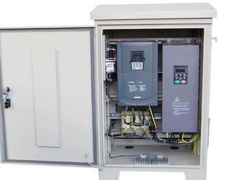 濟南利瑞電氣自動化(圖)變頻器控制柜安裝青島變頻器控制柜